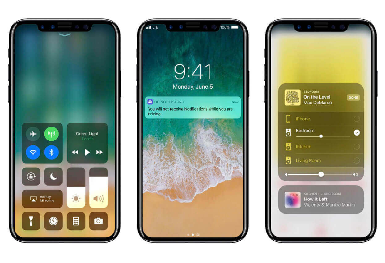 iPhone 8 Image by: Forbes