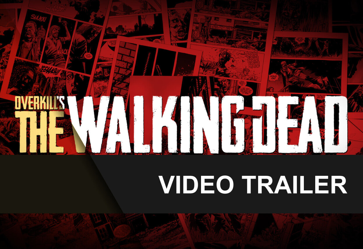 Najavljena je The Walking Dead FPS Igra