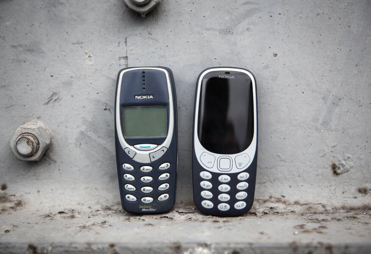 Nokia 3310 Image by: CNET